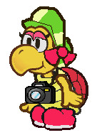 Kylie Koopa by extremesonic101