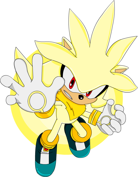 super silver sonic channel by extremesonic101 on deviantart