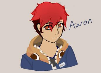 Aaron(Tamaytka) by Silver-T3ar