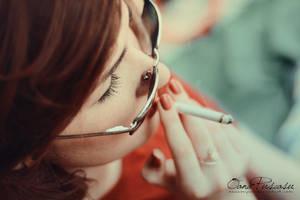 Cigarette by OanaRayne