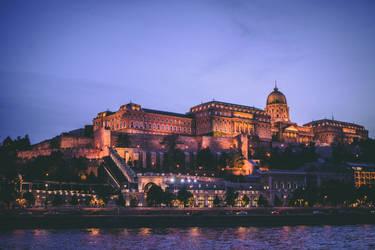 Another Budapest by OanaRayne