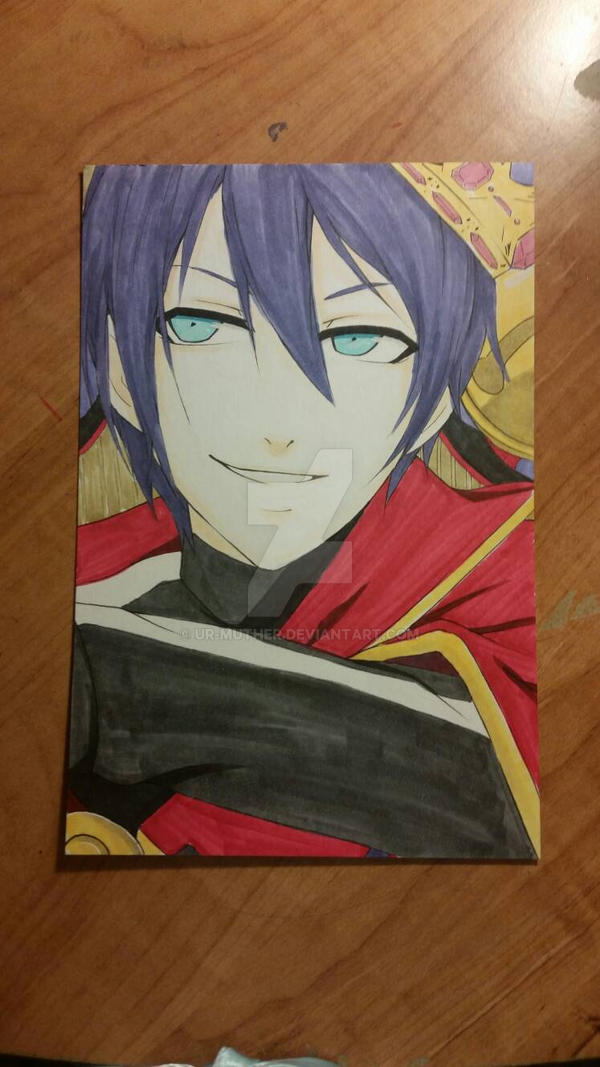 Yato from Noragami xD king version by ur-muther on DeviantArt