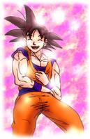 Goku Kyaaa by Takineko