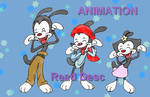Animaniacs Charmelldancen by Takineko