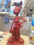 Yakko Sculpt