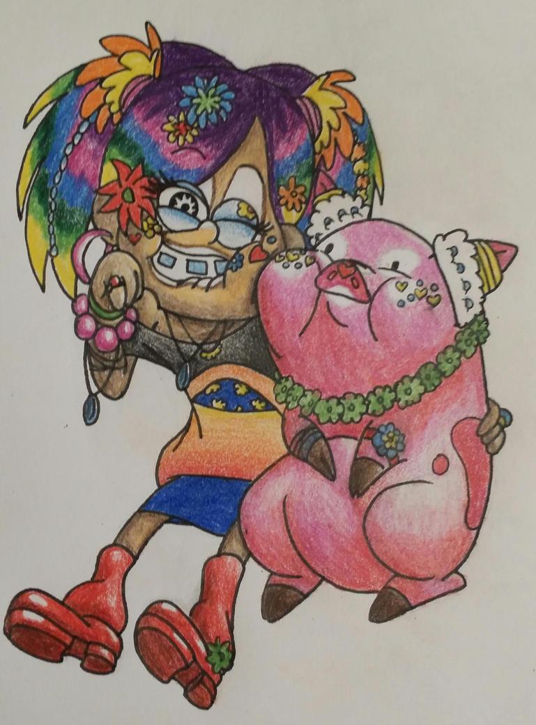 Manba Mabel by Takineko