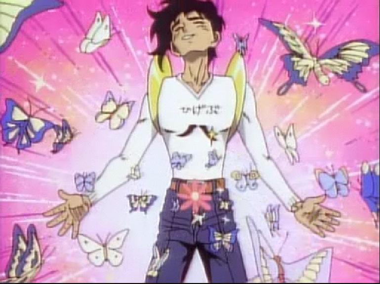 Sexy Commando:: Masaru by Takineko