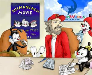 The Movie Deal by Takineko