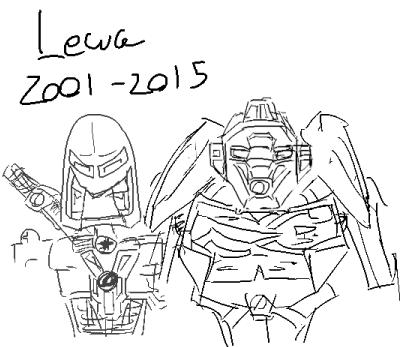 Lewa 01 - 15 by /u/Nitpick_ by r-BionicleLego