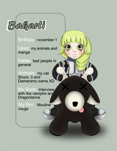 Bakarti's Profile Picture