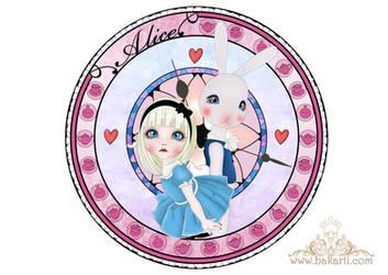 Alice in doll land by Bakarti