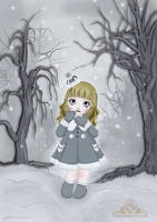 Snow Doll by Bakarti