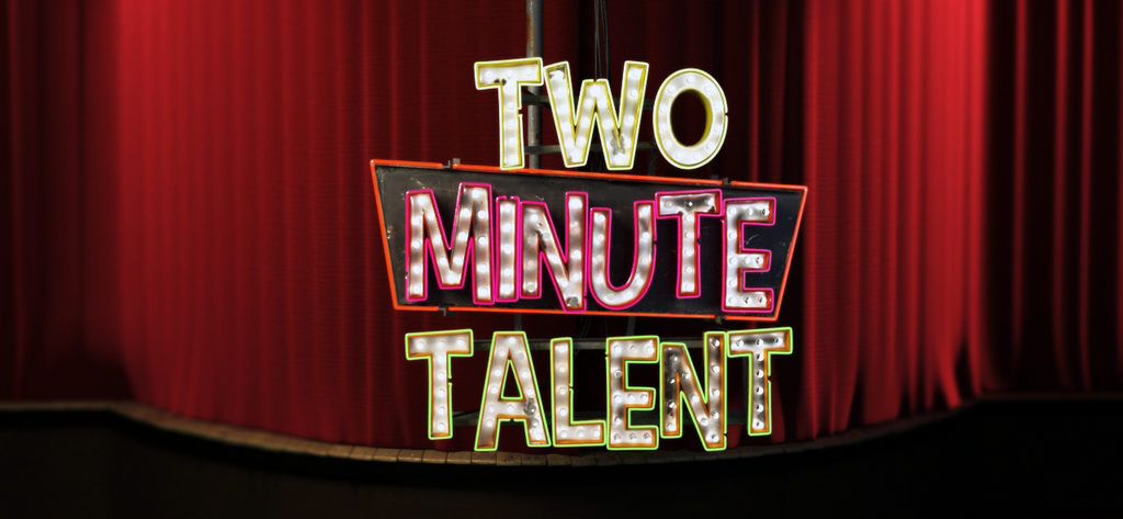 Two Minute Talent by Nx3Fox