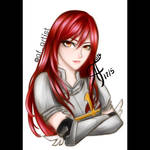 Erza from FairyTail FanArt