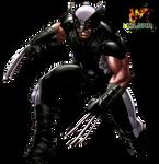 Wolverine - X-Force - Render by Shadzx2