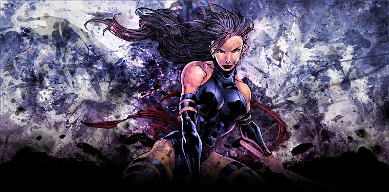 Lista y petición de personajes canon de Marvel Cómics - Página 5 Psylocke_by_shadzx2-d5rzojy