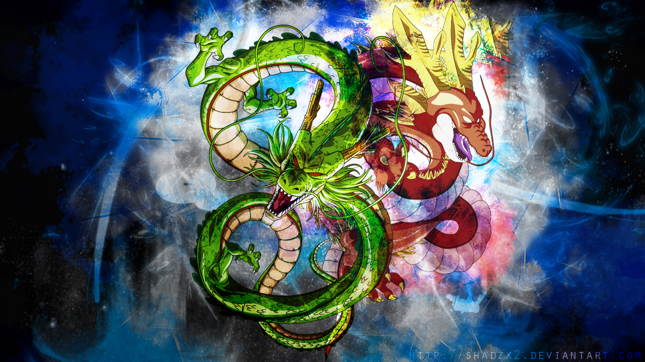 Shenron Dbz By Shadzx2 On Deviantart