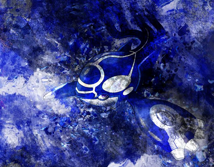Mega Kyogre By Shadzx2 On DeviantArt