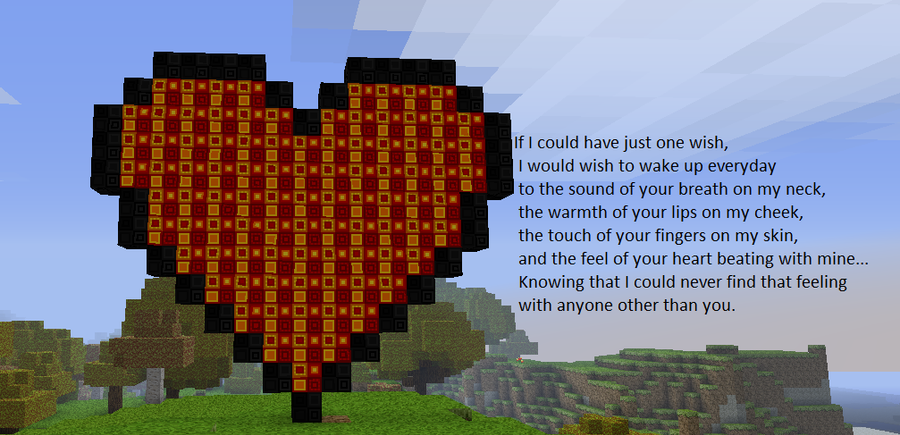 A Minecraft Love by RedRidingHoodCast on DeviantArt