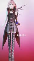 [Lightning Returns: Final Fantasy XIII] : Lumina