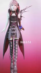 [Lightning Returns: Final Fantasy XIII] : Lumina
