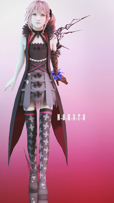 fantasy Lumina cosplay final