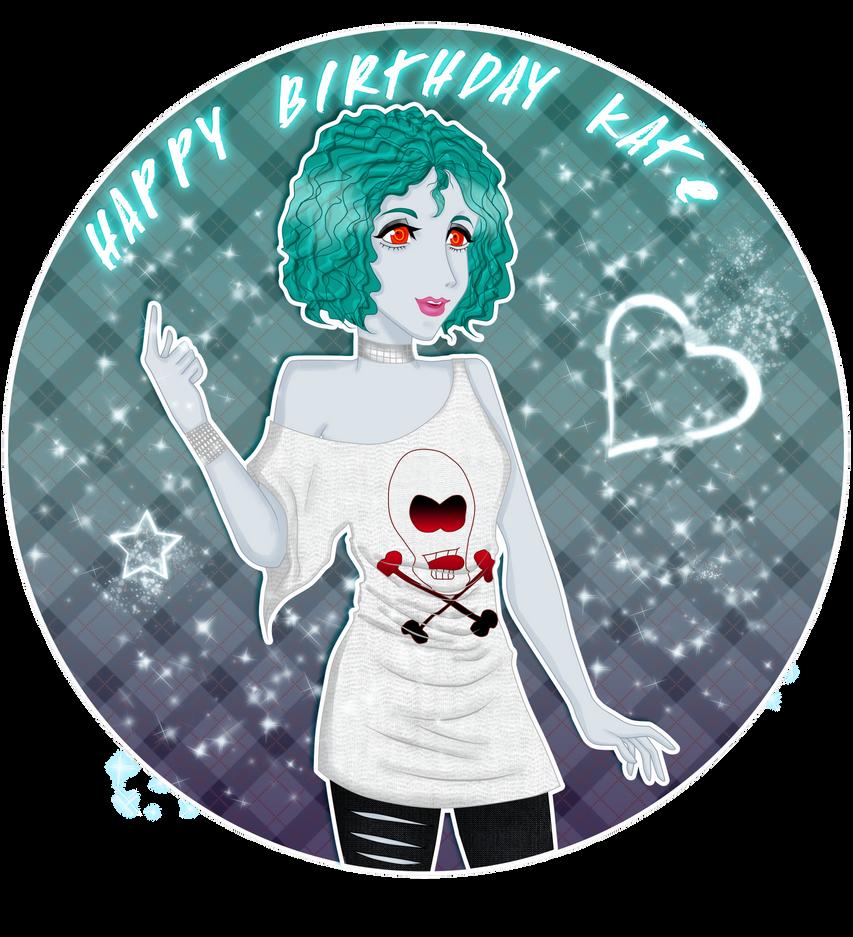[Birthday Gift]: Stella wish card by N-o-c-t-i-s