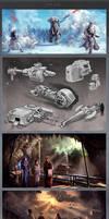 ILM Art Challenge - Final Round - The Job