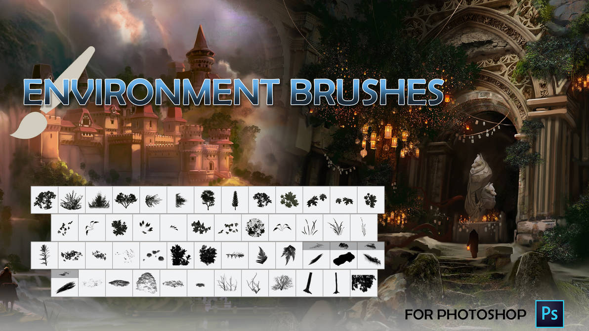 Environment Brush Pack Cover