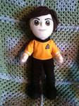 Star Trek Chekov plushie