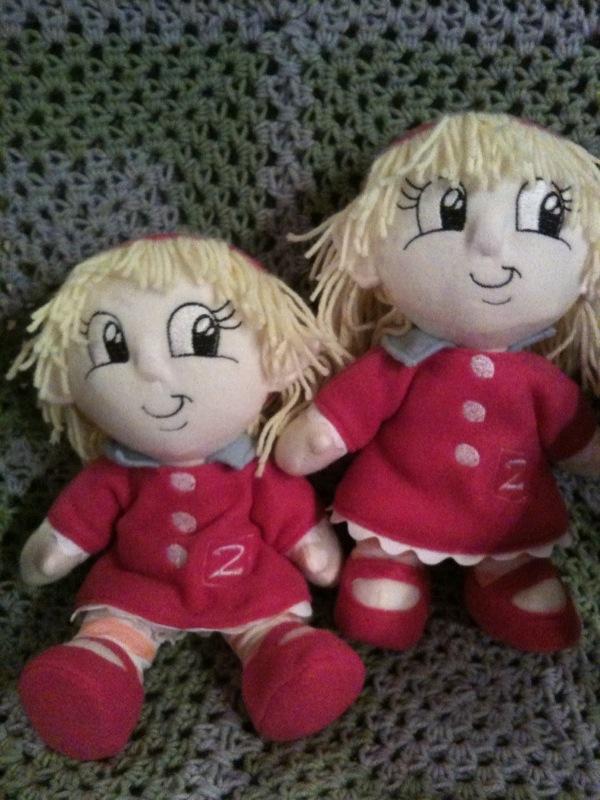 Little Girl dolls by desederas