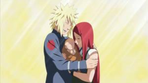 Naruto, Kushina and Minato family