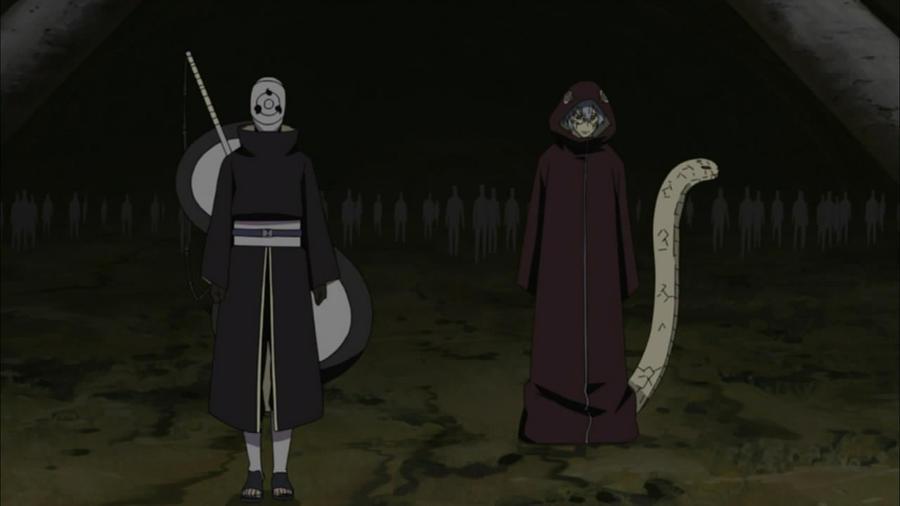 Tobi, Kabuto and White Zetsu Army by TheBoar on DeviantArt