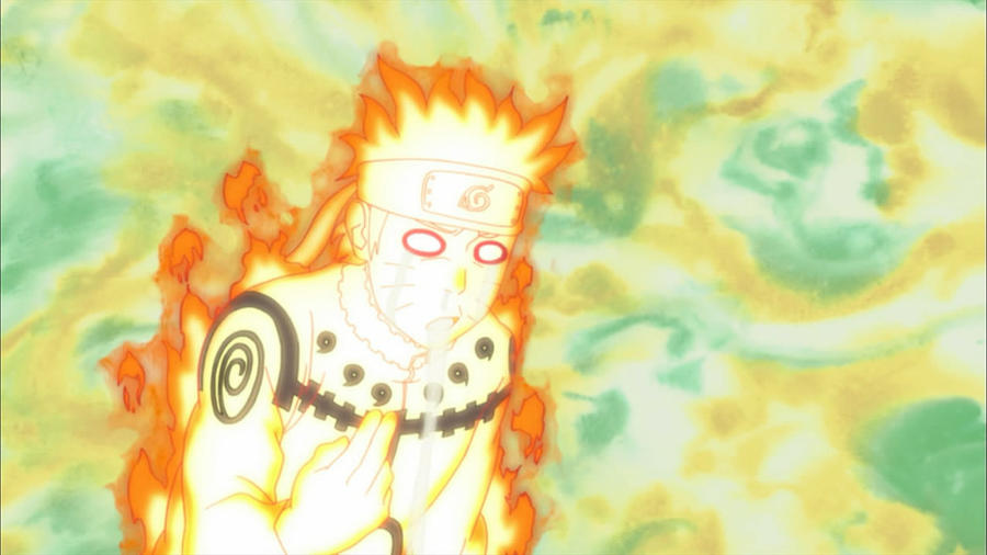 Naruto attempts to use Tailed Beast Bomb.. by TheBoar on ...