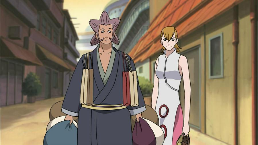 Sakura's parents by Th...