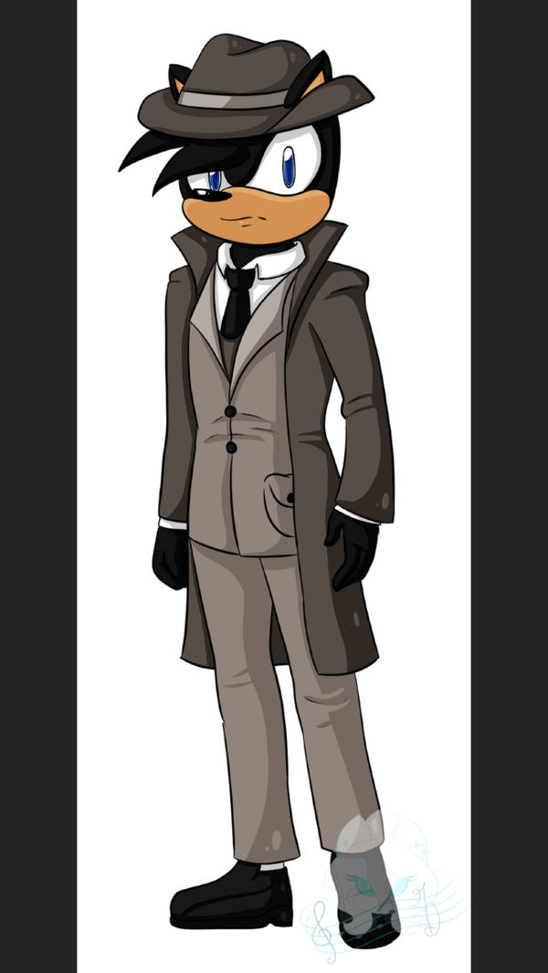 Andrew the FBI agent by stecdude123