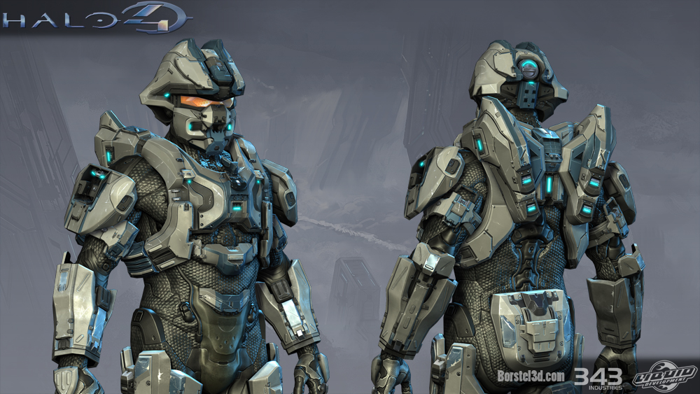 Image Result For Halo  Armor Generator