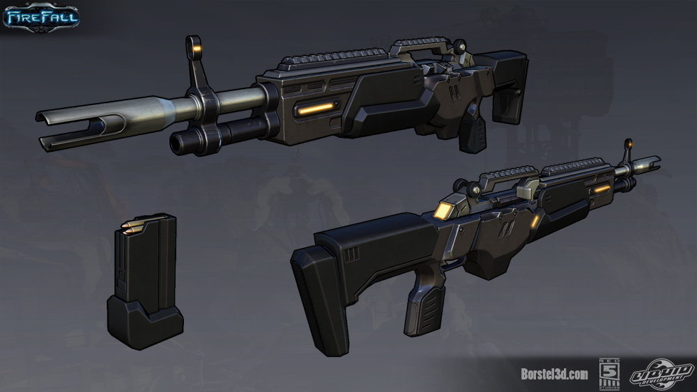 Firefall M1401 ... Firefall Game 2015
