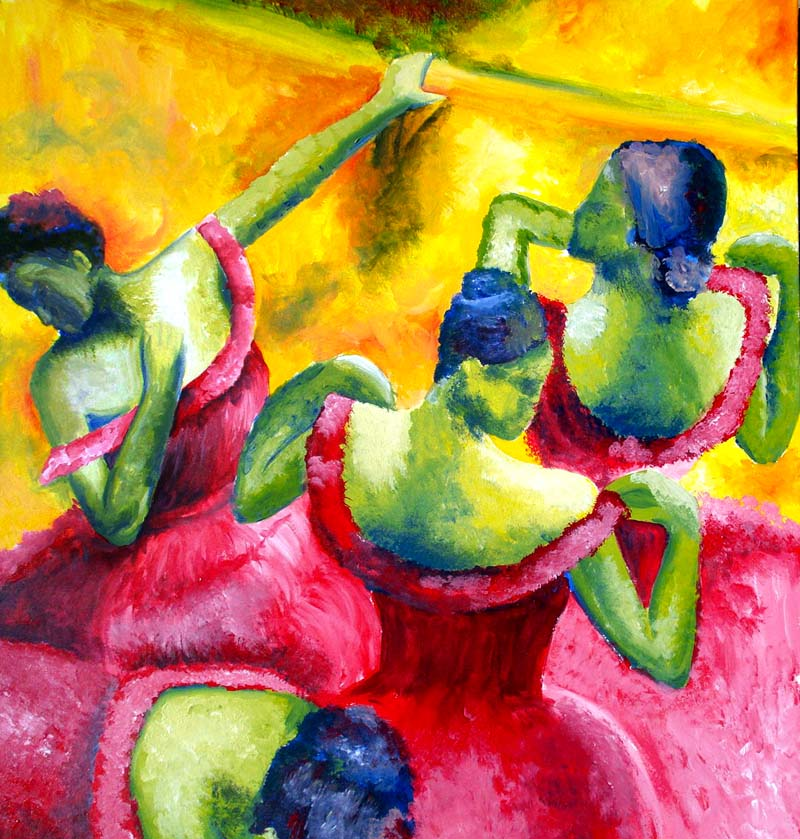 Famous Fauvist Artists Fauves dancers by margo98