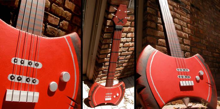 Marceline's Bass Guitar