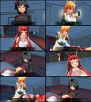 The secret of Yuriko. part 3!