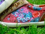 pop shoe design