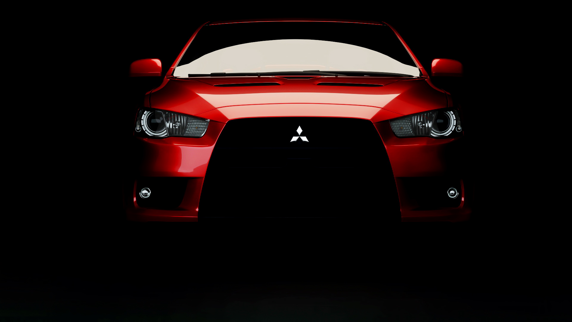 Mitsubishi Lancer EVO X - Studio For COVER by DutaAV on DeviantArt