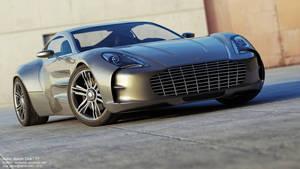 Aston Martin One - 77 by DutaAV