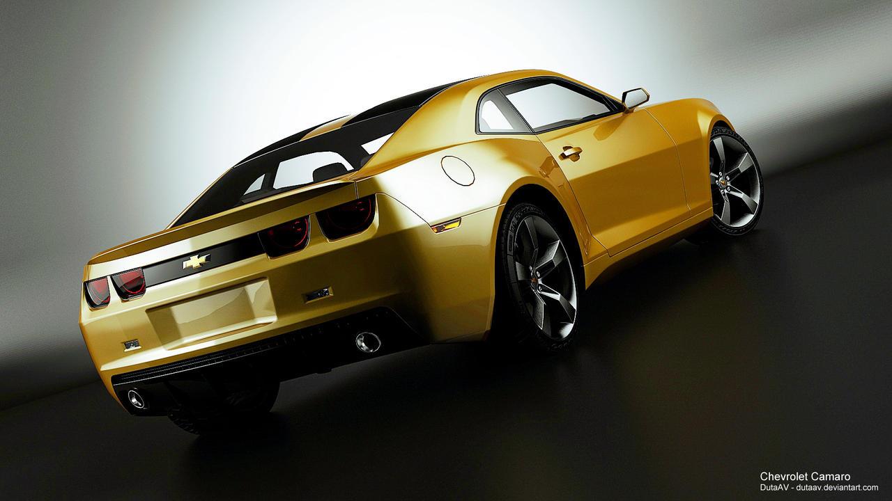 Chevrolet Camaro by DutaAV