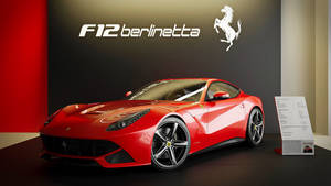 Ferrari F12 Berlinetta - Showroom