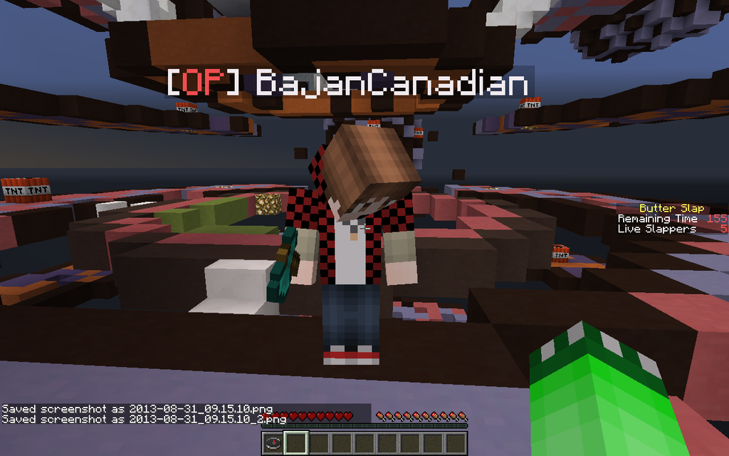 Minecraft Bajan Canadian Full Song Music From Intro 2016