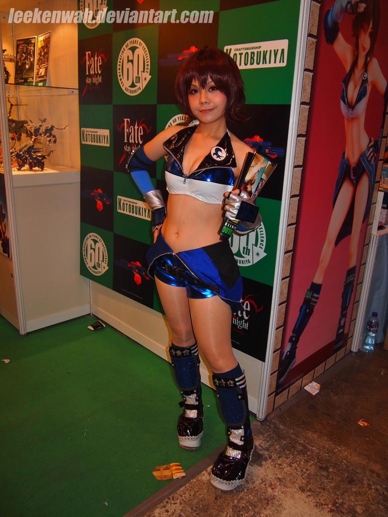 ACG HK 2012 - Tekken - Asuka Kazama by leekenwah