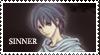 Baroque Stamp Sinner by NoodlePunk