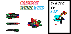 Crimson Whirlwind by FlameBurstAnimations
